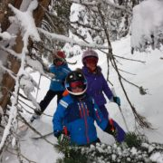 IB ski instructor private lessons in english