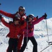 independent ski teacher