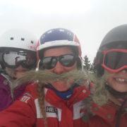 IB kids skiing lessons