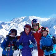 ingrid bott english speaking ski instructor