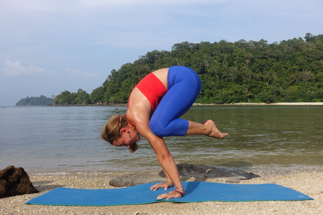 ingrid bott yoga
