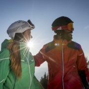 ingrid bott monitrice ski instructor