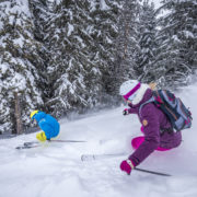 ingrid bott certifided ski instructor