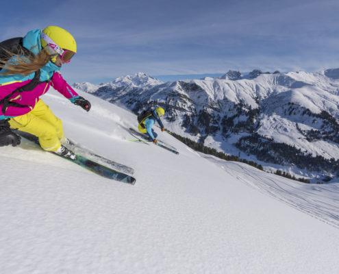 ingrid bott monitrice de ski
