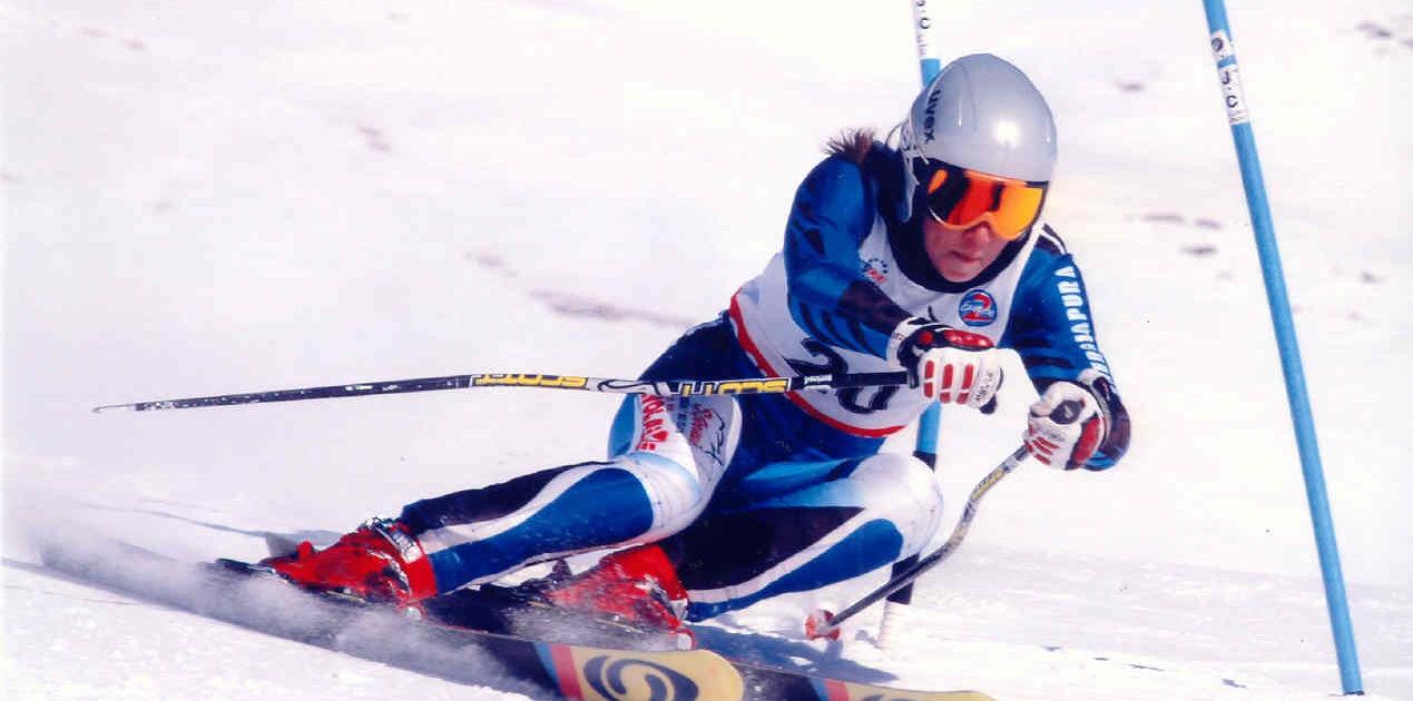 ingrid bott ski racing coach