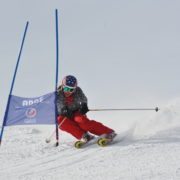 Ingrid bott ski racer coaching