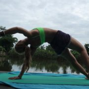 ingrid bott travel yoga teacher